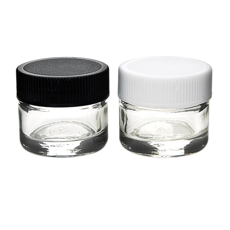 5ml Glass Concentrate Screw Top Jars