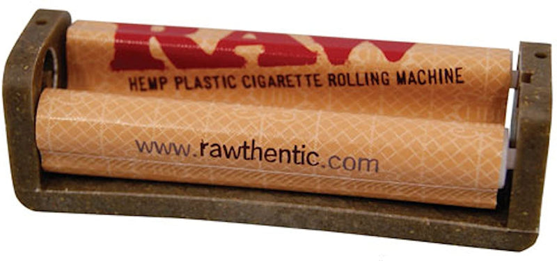 RAW 70mm Hemp Plastic Cigarette Rolling Machine