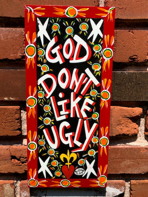 God Don't Like Ugly by Simon 2019 6