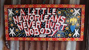 Sold A Little New Orleans Never Hurt Nobody by Simon
