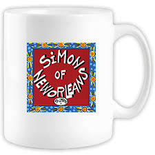 Simon of New Orleans Coffee Mug