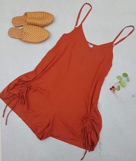 Picnic Playsuit
