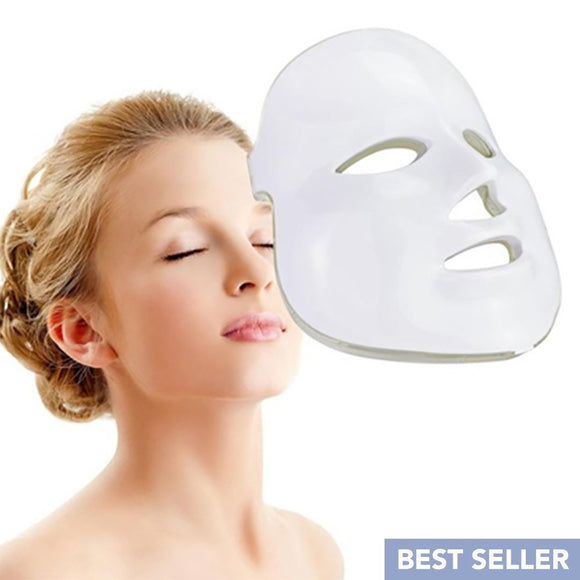 Glow Allure 200190144 US & Canada LED Anti-Aging Mask