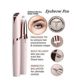 Glow Allure Flawless Brows™ Hair Remover