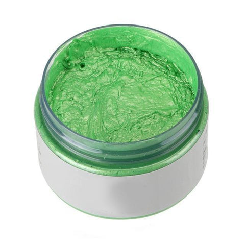 Glow Allure Green Adventure Temporary Hair Color Wax