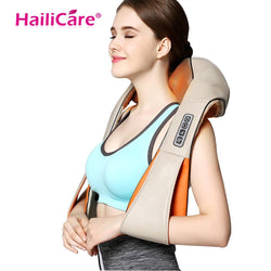 Glow Allure Heated Neck and Back Massager