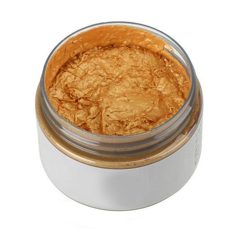 Glow Allure Royal Gold Temporary Hair Color Wax