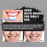 Glow Allure Teeth Whitening Charcoal Set