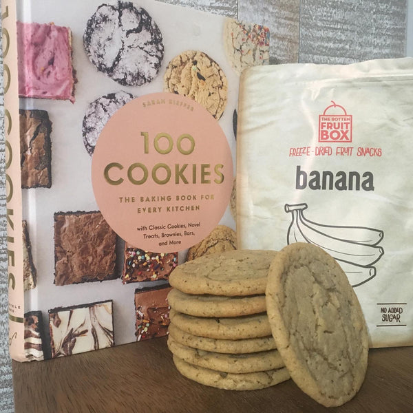 Banana Poppy Seed Cookies