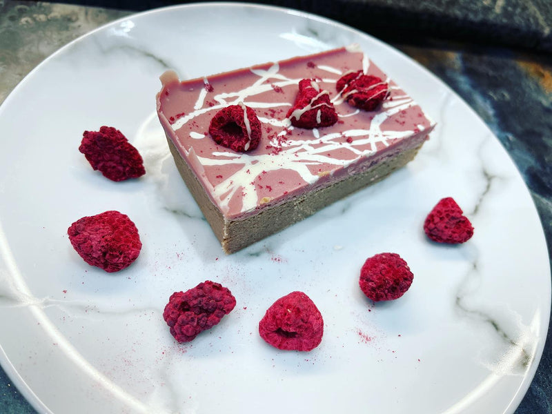 Cupids Kiss Protein Bar Recipe