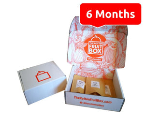 Custom Freeze Dried Fruit Box - 6 Months