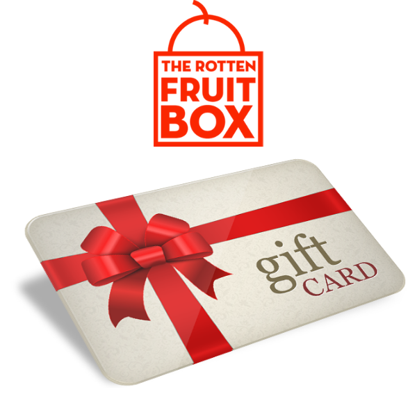 $15 USD The Rotten Fruit Box Gift Card