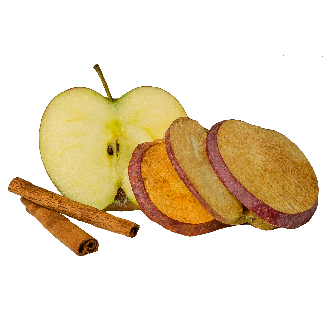 Freeze Dried Apple Cinnamon Snack Pouch