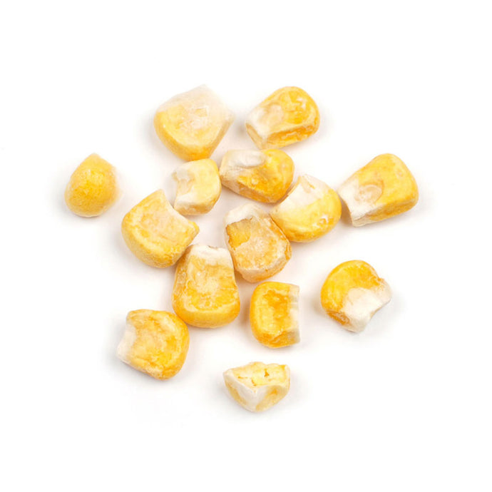 Freeze Dried Sweet Corn Snack Pouch