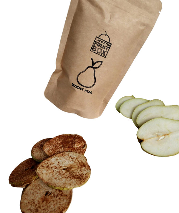 Freeze Dried Cinnamon Pear Snack Pouch