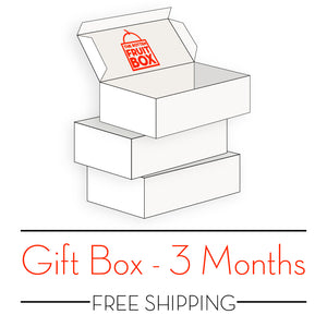 Freeze Dried Seasonal Fruit Snack Gift Box - 3 Months