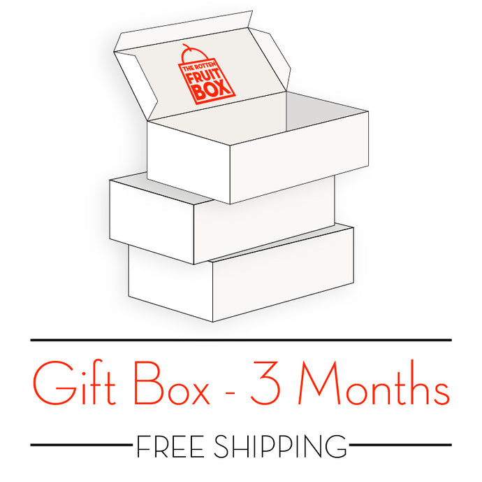Freeze Dried Fruit Snack Gift Box - 3 Months