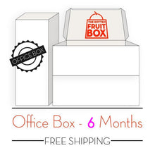 Load image into Gallery viewer, Custom Office Freeze Dried Fruit Snack Box - 6 Months