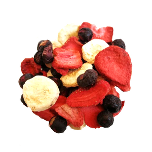 "Freeze Dried ""Red, White & Blues"" Snack Pouch"