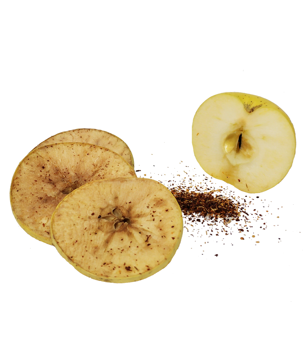 Freeze Dried Spicy Apple Snack Pouch