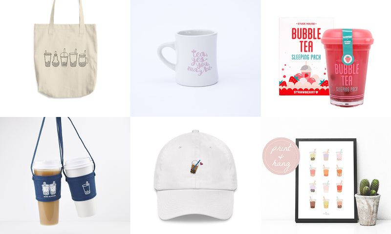 10 amazing holiday gifts for boba lovers
