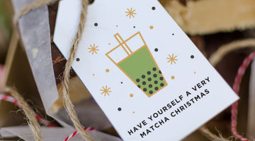 Freebie: Holiday tags