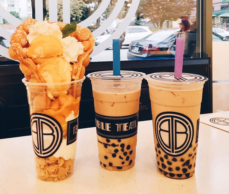 The Bubble Tea Shop