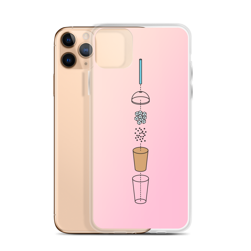 Boba iPhone case