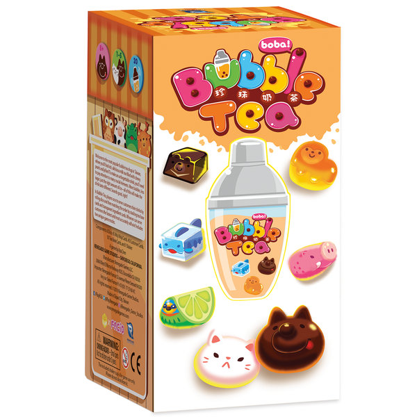 Bubble Tea Board Card Game