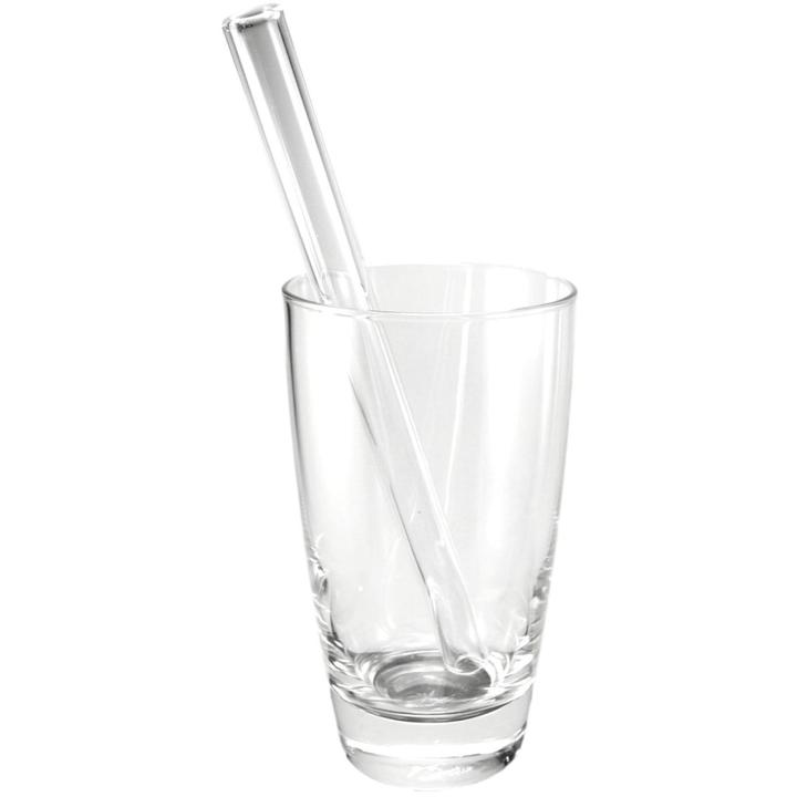 reusable glass straw