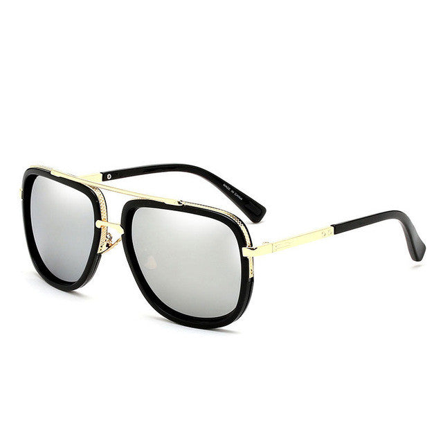 2018 - ROYAL GIRL BRAND Retro  Sunglasses Square brand designer Glasses