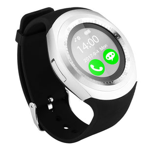 Y1 Bluetooth Smart Watch Phone Support SIM TF Card