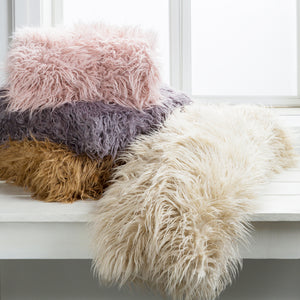 Faux Fur Throw - WM  Interior Designs