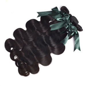 Brazilian Body Wave Remy Human Hair