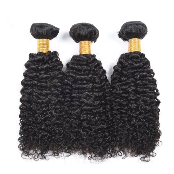 Brazilian Kinky Curly Remy Hair