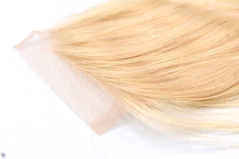 YWD 613 Blonde Lace Closure