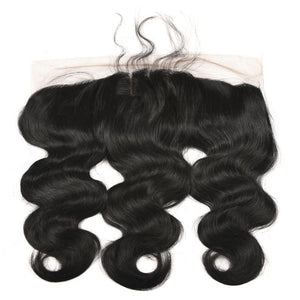 Brazilian Body Wave Lace Frontal Ear To Ear Middle Part