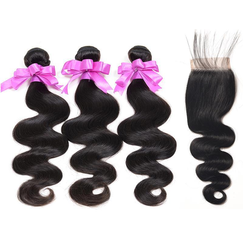 Peruvian Body Wave 3 Bundle Deal