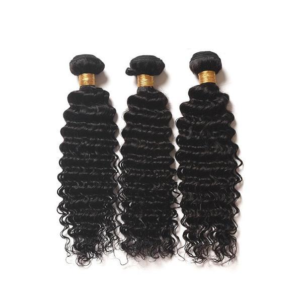 Brazilian Natural Wave Remy Hair