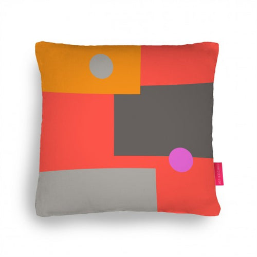 Orange Cushion