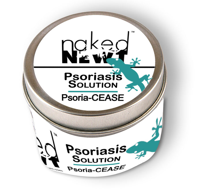 PSORIA - CEASE Psoriasis Solution  2 oz
