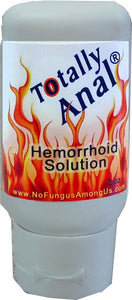 TOTALLY ANAL Hemorrhoid Solution  2 oz