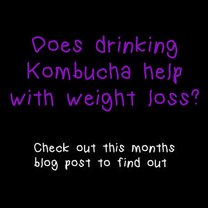 Does drinking kombucha help with weight loss? - Mandy Cripps, Health Management Dietitians