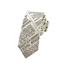 The Newsroom Necktie