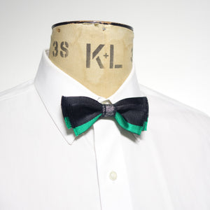 The Green Congo Bow Tie