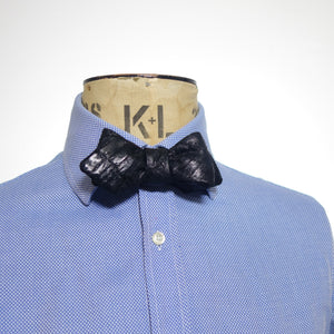 The Slick Jet Bow Tie