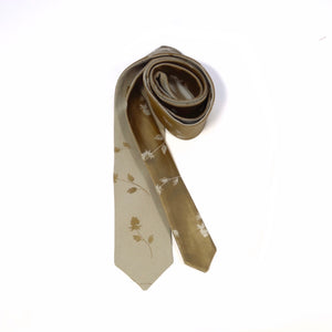 The Gold N Roses Necktie