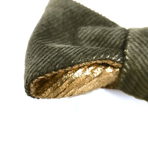 The Cordu Metallica Bow Tie