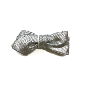 The Metallic Cordu Bow Tie