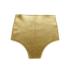 The Cordu Metallica Panty Square®